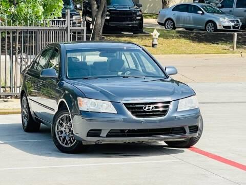 2009 Hyundai Sonata for sale at Texas Drive Auto in Dallas TX
