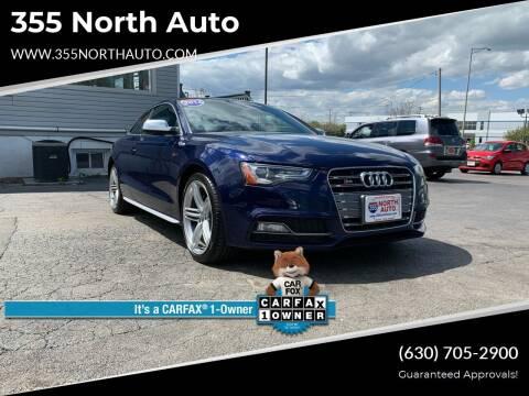 2014 Audi S5 for sale at 355 North Auto in Lombard IL