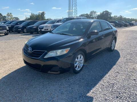 2011 Toyota Camry for sale at Bayou Motors Inc in Houma LA
