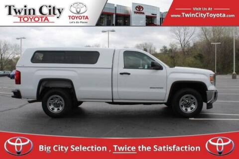 2014 GMC Sierra 1500 for sale at Twin City Toyota in Herculaneum MO