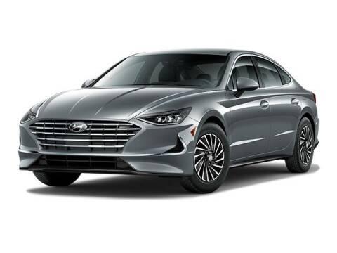 2021 Hyundai Sonata Hybrid for sale at Shults Hyundai in Lakewood NY