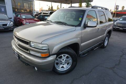 2003 Chevrolet Tahoe for sale at Industry Motors in Sacramento CA