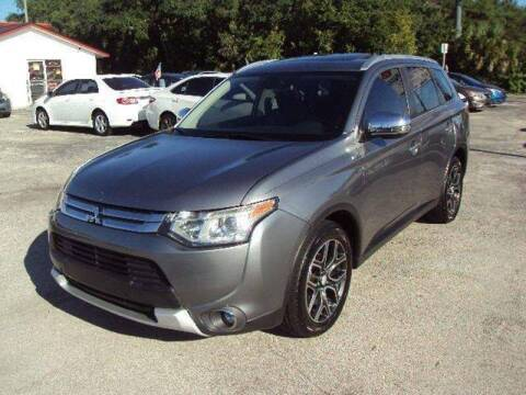 2015 Mitsubishi Outlander for sale at Mars auto trade llc in Kissimmee FL