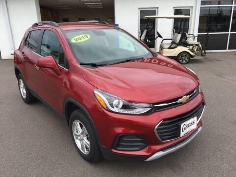 2019 Chevrolet Trax for sale at Gross Motors of Marshfield in Marshfield WI