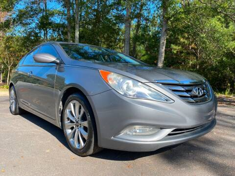 2011 Hyundai Sonata for sale at ELAN AUTOMOTIVE GROUP in Buford GA