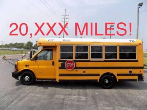 2015 Chevrolet Express Cutaway for sale at MYLENBUSCH AUTO SOURCE in O'Fallon MO