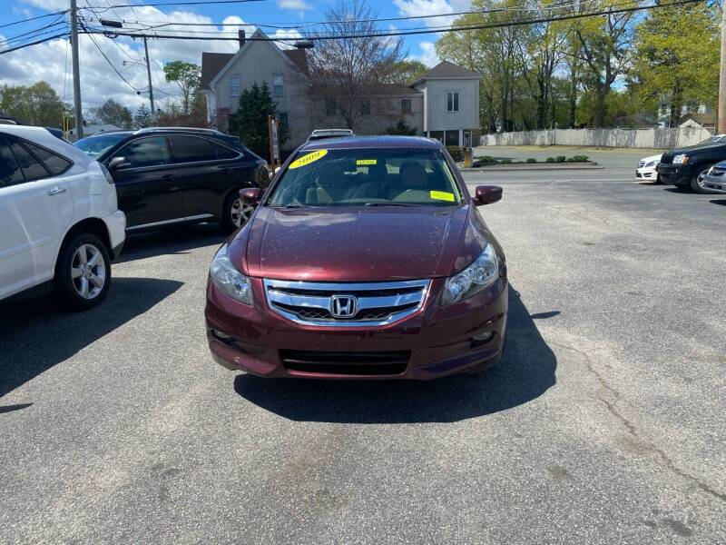 2009 Honda Accord for sale at Auto Gallery in Taunton MA