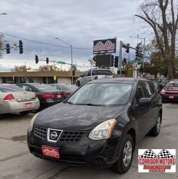 2008 Nissan Rogue for sale at Corridor Motors in Cedar Rapids IA