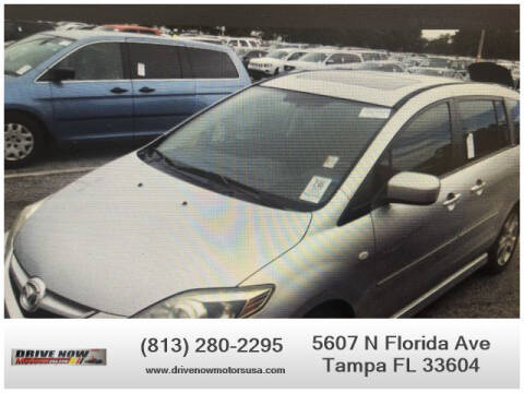 2009 Mazda MAZDA5 for sale at Drive Now Motors USA in Tampa FL
