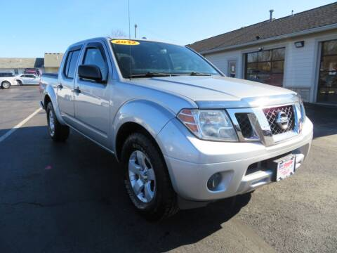 2012 Nissan Frontier for sale at Tri-County Pre-Owned Superstore in Reynoldsburg OH