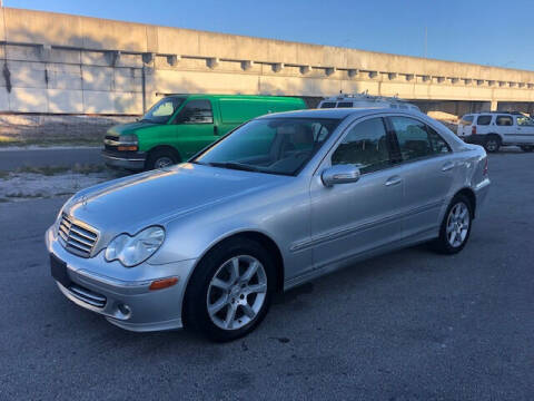 2007 Mercedes-Benz C-Class for sale at Florida Cool Cars in Fort Lauderdale FL