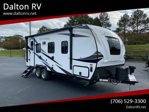 2022 Palomino Solaire Ultra Lite 205SS for sale at Dalton RV in Dalton GA