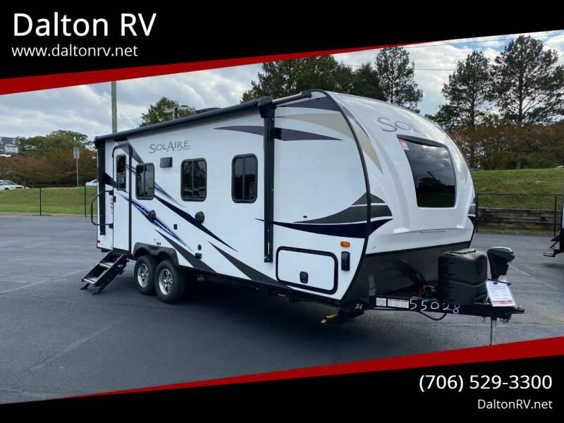 2021 Palomino Solaire Ultra Lite 205SS for sale at Dalton RV in Dalton GA