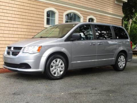 2016 Dodge Grand Caravan for sale at Car and Truck Exchange, Inc. in Rowley MA