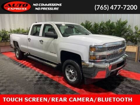 2019 Chevrolet Silverado 2500HD for sale at Auto Express in Lafayette IN