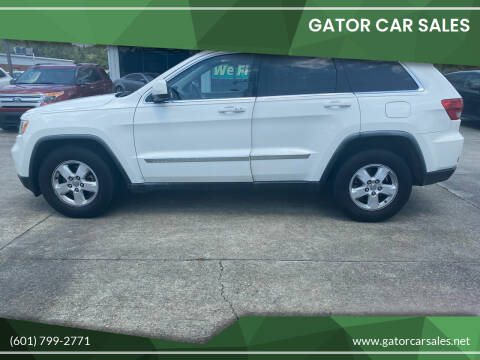 2011 Jeep Grand Cherokee for sale at Gator Car Sales in Picayune MS