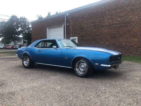 1968 Chevrolet Camaro for sale at Jim's Hometown Auto Sales LLC in Byesville OH