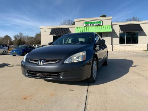 2004 Honda Accord for sale at Cross Motor Group in Rock Hill SC