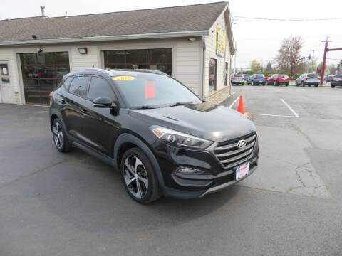 2016 Hyundai Tucson for sale at Tri-County Pre-Owned Superstore in Reynoldsburg OH