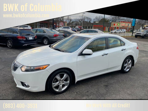 2013 Acura TSX for sale at BWK of Columbia in Columbia SC
