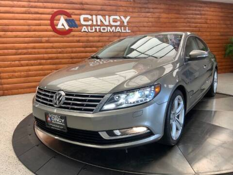 2013 Volkswagen CC for sale at Dixie Motors in Fairfield OH