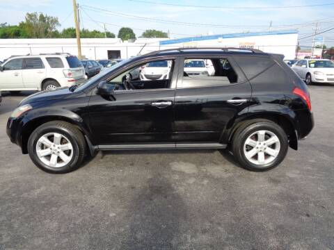 2007 Nissan Murano for sale at Cars Unlimited Inc in Lebanon TN