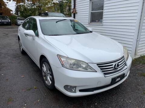 2011 Lexus ES 350 for sale at Charles and Son Auto Sales in Totowa NJ