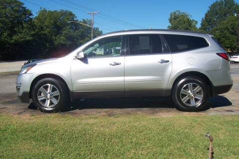 2015 Chevrolet Traverse for sale at Blackwood's Auto Sales in Union SC