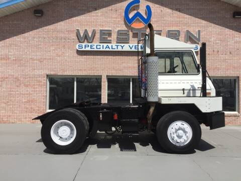 2006 Kalmar Spotter for sale at Western Specialty Vehicle Sales in Braidwood IL