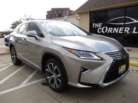2019 Lexus RX 350 for sale at Cornerlot.net in Bryan TX