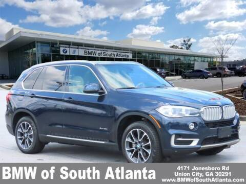 2017 BMW X5 for sale at Carol Benner @ BMW of South Atlanta in Union City GA