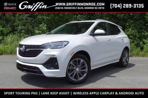 2021 Buick Encore GX for sale at Griffin Buick GMC in Monroe NC
