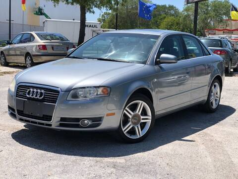 2006 Audi A4 for sale at Pro Cars Of Sarasota Inc in Sarasota FL