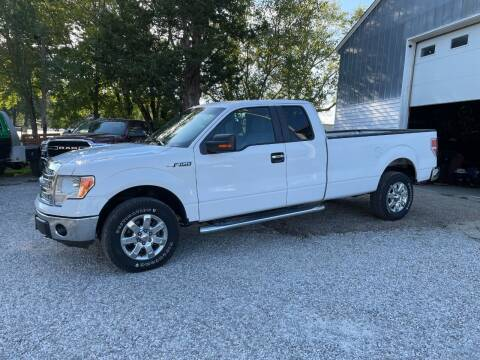 2014 Ford F-150 for sale at Bailey Auto in Pomona KS