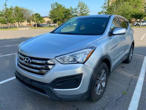 2016 Hyundai Santa Fe Sport for sale at Commercial Street Auto Sales in Lynn MA