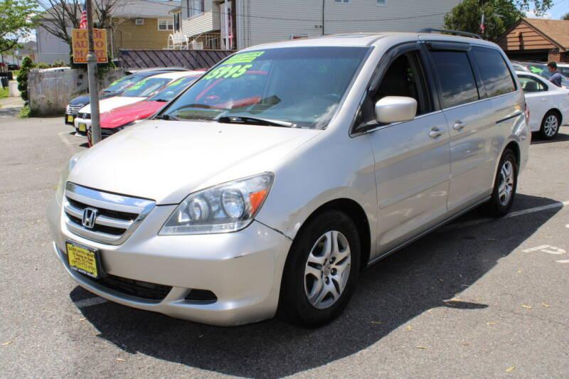 2006 Honda Odyssey for sale at Lodi Auto Mart in Lodi NJ
