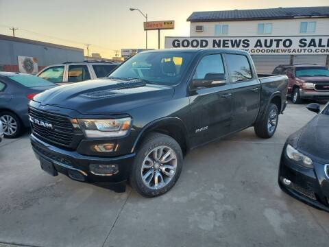 2020 RAM Ram Pickup 1500 for sale at GOOD NEWS AUTO SALES in Fargo ND