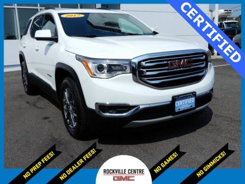2017 GMC Acadia for sale at Rockville Centre GMC in Rockville Centre NY