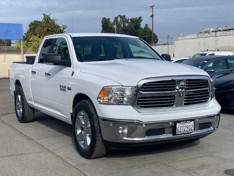 2017 RAM Ram Pickup 1500 for sale at H & K Auto Sales & Leasing in San Jose CA