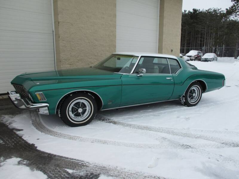1972 Buick Riviera for sale at Route 65 Sales & Classics LLC - Classic Cars in Ham Lake MN