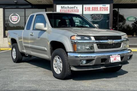 2008 Chevrolet Colorado for sale at Michaels Auto Plaza in East Greenbush NY