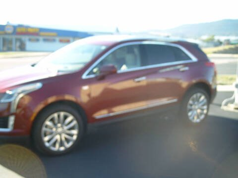 2018 Cadillac XT5 for sale at GARY'S AUTO PLAZA in Helena MT