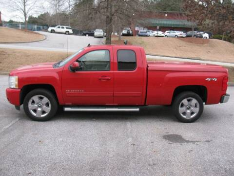 2011 Chevrolet Silverado 1500 for sale at Automotion Of Atlanta in Conyers GA