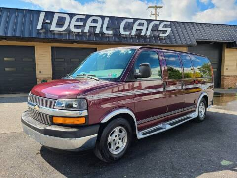 2005 Chevrolet Express Cargo for sale at I-Deal Cars in Harrisburg PA