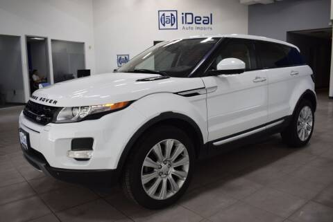 2014 Land Rover Range Rover Evoque for sale at iDeal Auto Imports in Eden Prairie MN