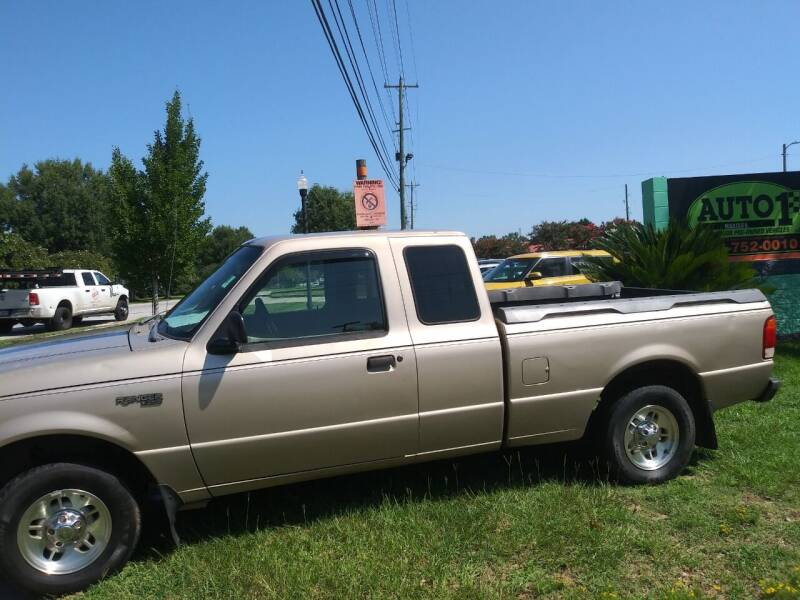 1998 Ford Ranger for sale at Auto 1 Madison in Madison GA