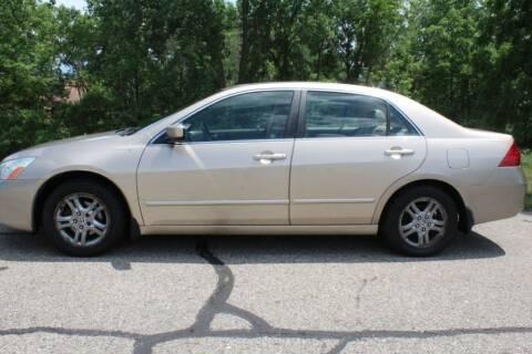 2006 Honda Accord for sale at S & L Auto Sales in Grand Rapids MI