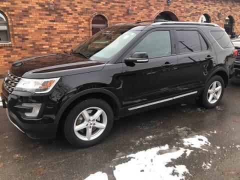 2017 Ford Explorer for sale at Diamond Motors in Pecatonica IL
