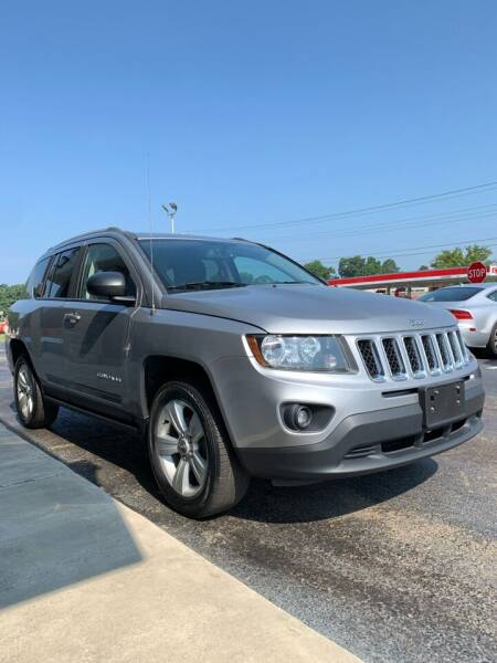 2016 Jeep Compass for sale at City to City Auto Sales in Richmond VA