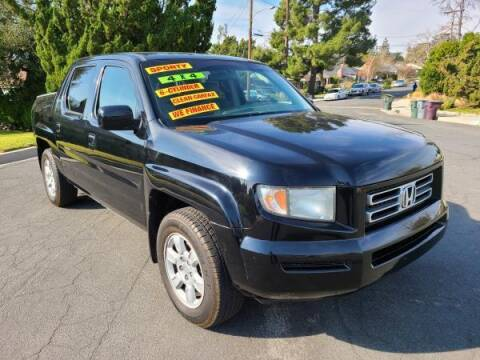 2006 Honda Ridgeline for sale at CAR CITY SALES in La Crescenta CA
